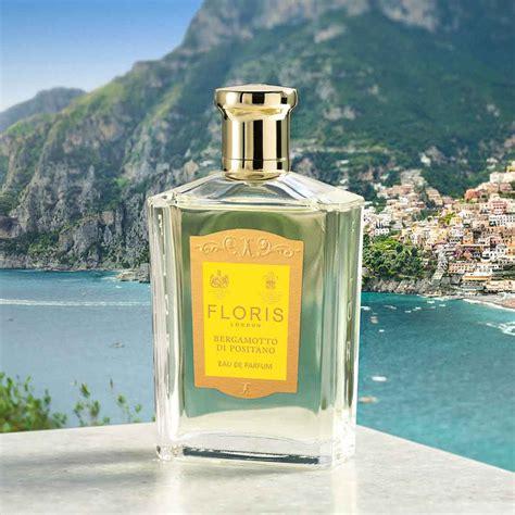 Parfum Di C F bergamotto di positano eau de parfum citrus marine fragrance floris