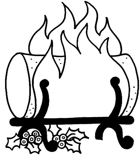best photos of fire log coloring page fire logs coloring