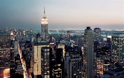 New York by New York Wallpaper Weneedfun