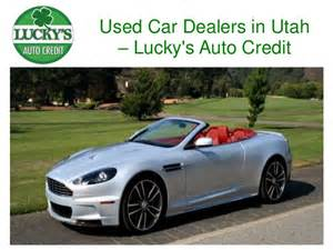 Used Cars Utah Used Car Dealers In Utah Lucky S Auto Credit