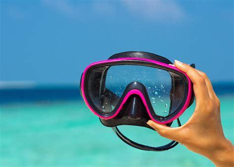 scuba dive mask the scuba mask deeperblue