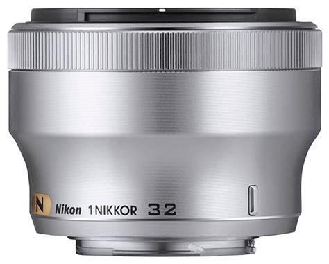 Nikon 1 Nikkor 32mm F 1 2 Silver weekly nikon news flash 219 nikon rumors