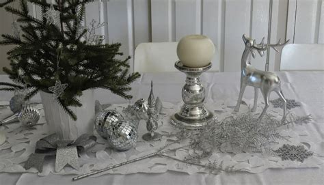 20 traditional silver christmas decorations ideas magment