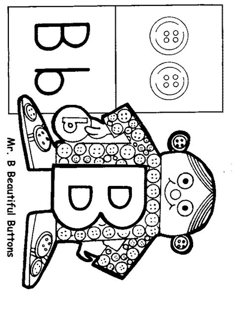 letter people mr coloring sheets d coloring pages