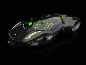 Electric Cars Future 2030 Bizzarrini Veleno Biohydrogen Supercar Conceptualized For