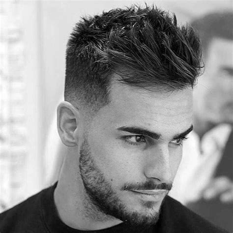 short hairstyle ideas for men with short wavy hair for men 70 masculine haircut ideas