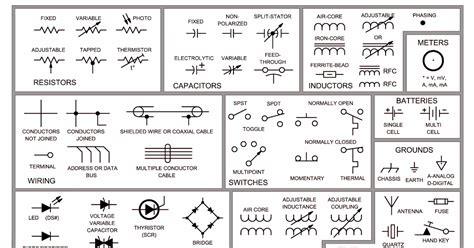 wire schematic symbols electrical schematic symbols dwg
