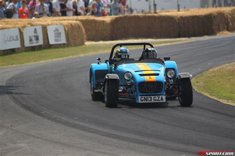 goodwood 2013 caterham seven 620r gtspirit