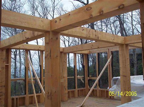 highland lake post and beam timber frame home post and beam craftsman home architects highlands home