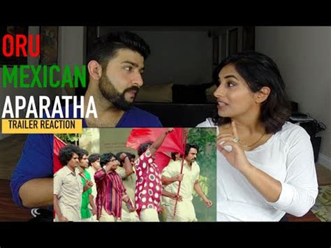 download mp3 from oru mexican aparatha oru mexican aparatha trailer reaction youtube