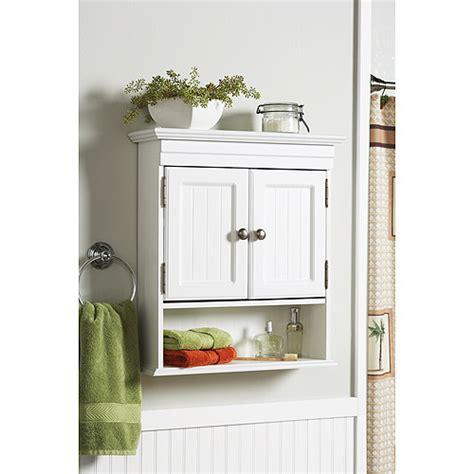 bathroom cabinet walmart better homes and gardens 6215wwwm cottage wall storage