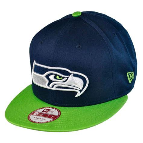 new era hats new era seattle seahawks nfl 9fifty snapback baseball cap
