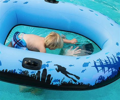 clear bottom inflatable boat inflatable clear bottom rafts inflatable rafts