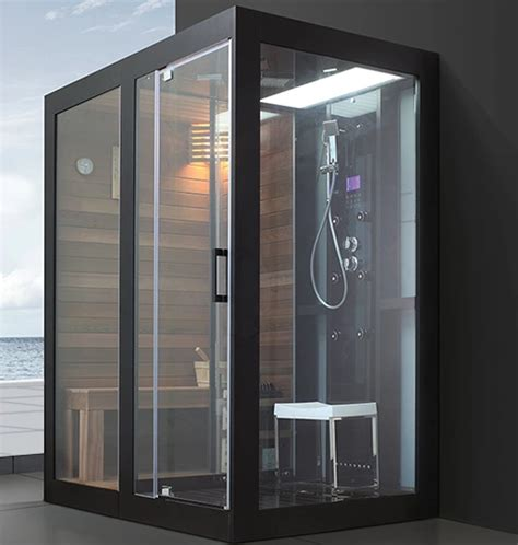 home use sauna and steam combined room portable