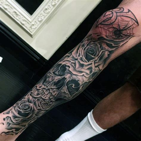 spider web sleeve tattoo designs 80 spider web designs for tangled pattern ideas