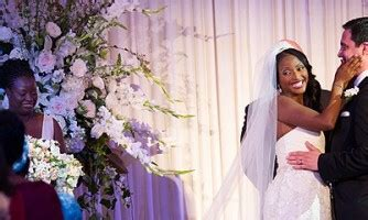 cnns isha sesay and leif coorlim wed access hollywoods stylish nigerian wedding in baltimore maryland wendy