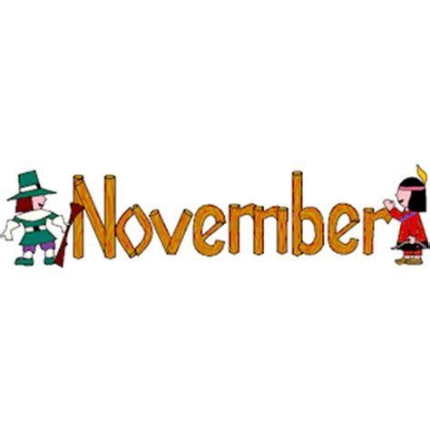 november printable banner free november clipart clipart suggest
