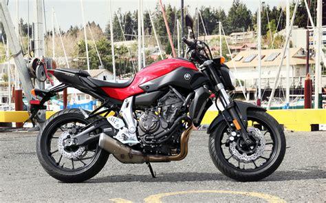 2015 Yamaha FZ 07 Review   Motorcycle.com