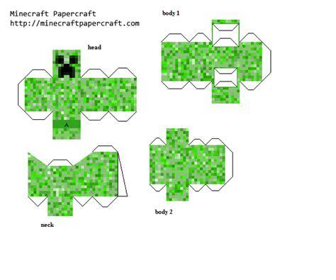 Minecraft Papercraft Mutant - papercraft mutant creeper mutant creeper mod