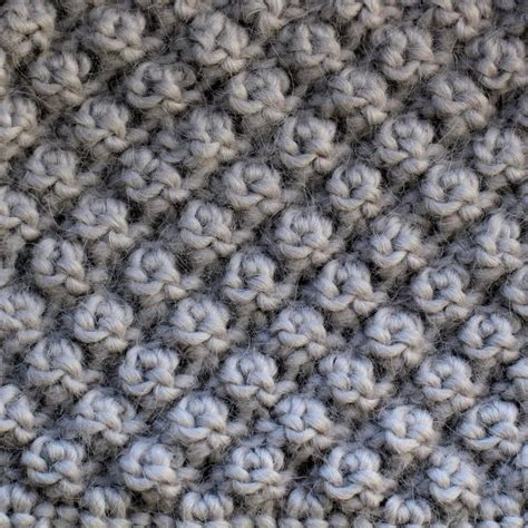 how to knit a bobble thursday knitting bobbles