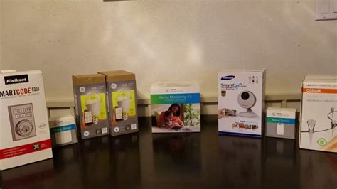 samsung smartthings security system