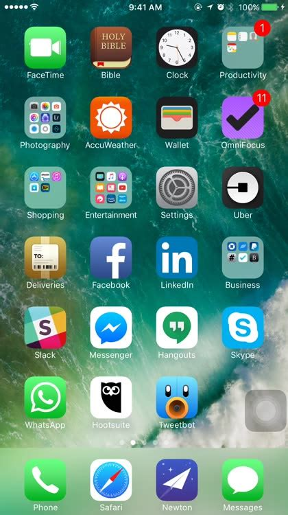 iphone screenshot take a screenshot on your iphone with one touch