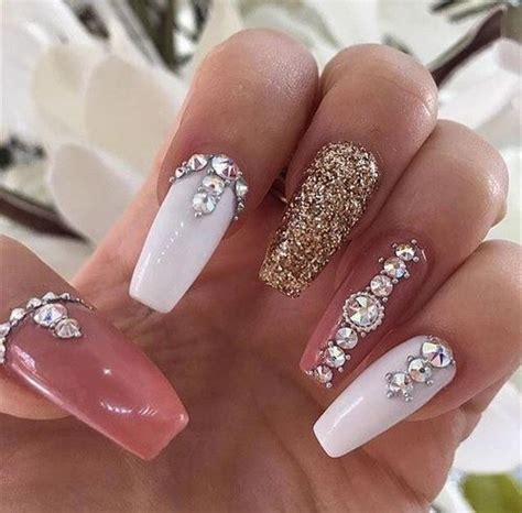 super cute brown bear pattern fake nails japanese pure 2304 best images about coffin nails on pinterest nail