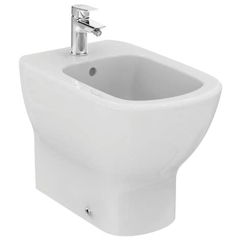vaso bidet ideal standard product details t3501 back to wall bidet ideal standard