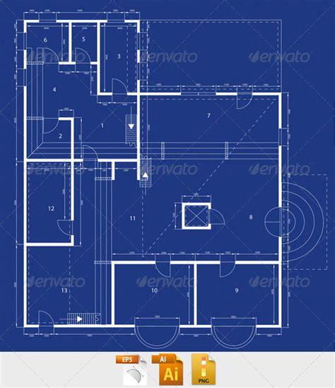 blueprint  sremac graphicriver