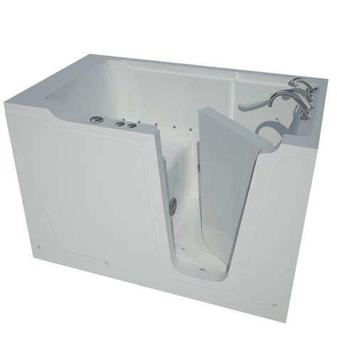 allure walk in tubs 5 ft right drain universal tubs 5 ft right drain walk in whirlpool air
