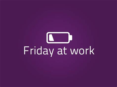 Friday Anywhere But Here by Friday At Work By Rivalldesign Advertising Agency Dribbble