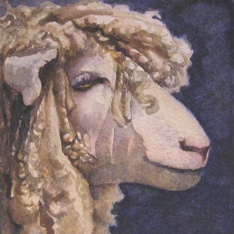 artist ann balch a r t pinterest 52 best images about watercolor painting of sheep on