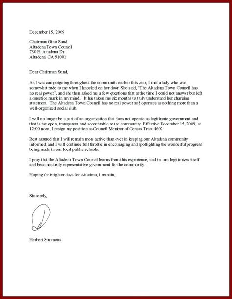 Template Microsoft Office Resignation Letter Template Letter Template Microsoft Office