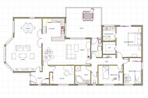 Coastal Home Floor Plans Cool Home Plans On House Plan The House