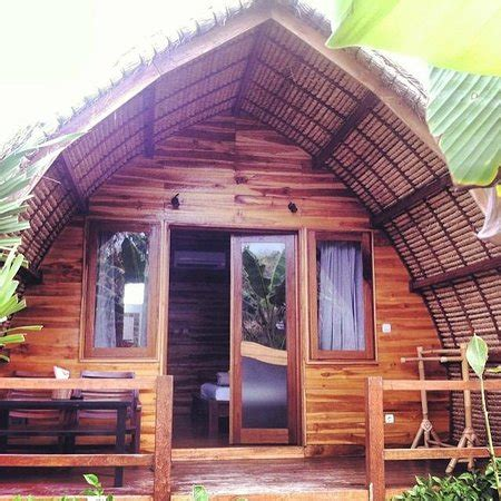 Cotton Tree Cottages Gili by Tramonto A Gili T Picture Of Cotton Tree Cottages Gili