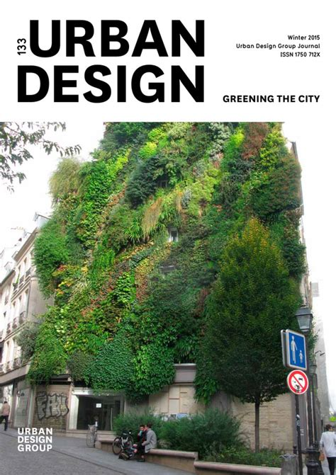 Journal Urban Design Home | issue 133 of the urban design group journal is out now