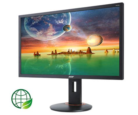acer xf250q 24 5 quot black gaming widescreen monitor 16 9 240hz 1ms gtg g sync compatible