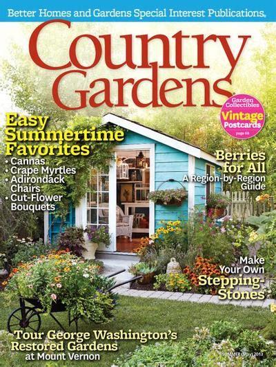 vegetable gardening magazines