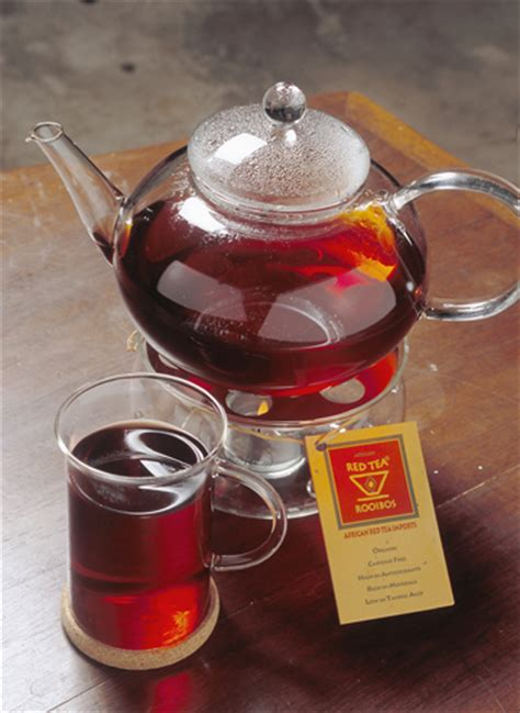 African Red Tea Rooibos Tea House Anti Aging Anti Oxidant Caffeine Alternatives