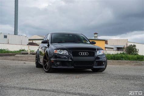 Subtelnie Audi A4 B7 RS4 na eleganckich Zito ZS07 ko?a tuningblog.eu Magazine