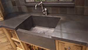 Cement Kitchen Sink Concrete Farm Sinks Concrete Kitchen Sinks Concrete Countertops Images Frompo