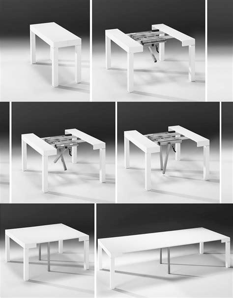 console diventa tavolo dugdix mobili per soggiorno