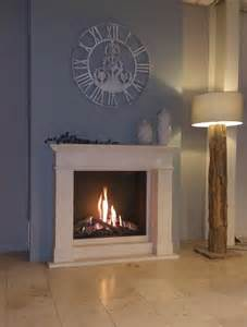 modern gas fireplace gallery european home