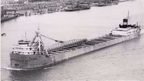 Largest Ship To Sink In The Great Lakes by Remembering The S S Carl D Bradley 58 Years Later