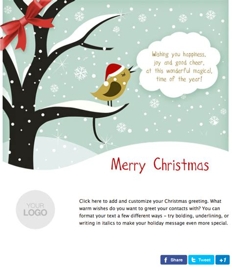 e mail marketing holiday style cayn e mail