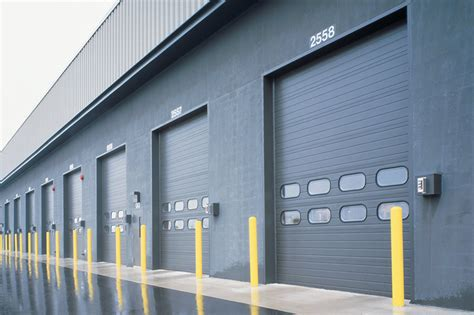 sectional overhead doors thermacore sectional steel doors 592