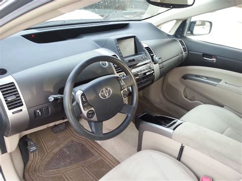2005 Prius Interior by 2005 Toyota Prius Pictures Cargurus