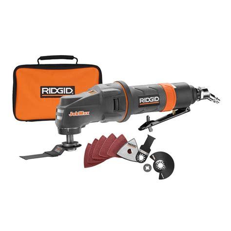 ridgid r9020pnk pneumatic jobmax multi tool kit pppa avi