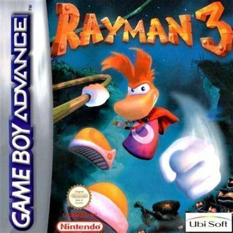 emuparadise my boy rayman 3 hoodlum havoc gameboy advance gba rom download
