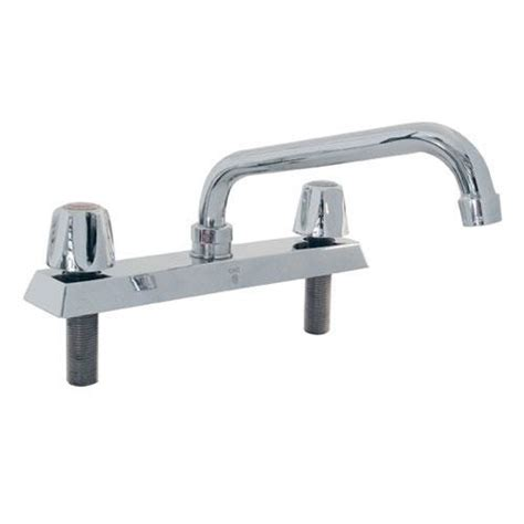 encore tll11 8008se1 8 in deck mount faucet w spout